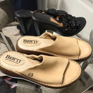 Born Hand Crafted Footwear sandals